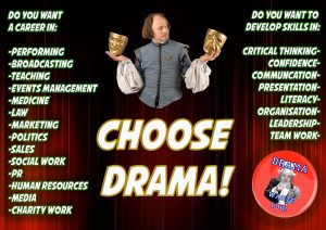 choose drama