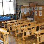 wood workshop R111