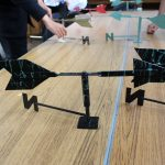 S3 D&M Weather vane project