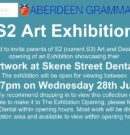 S2 Art Exhibition