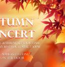 Annual Autumn Concert