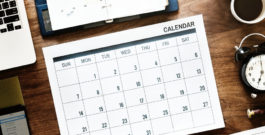 Parent Calendar 2019/20