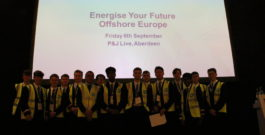 Energise Your Future at Offshore Europe 2019