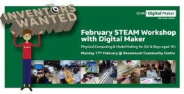 Inventors Wanted on Monday 17th February